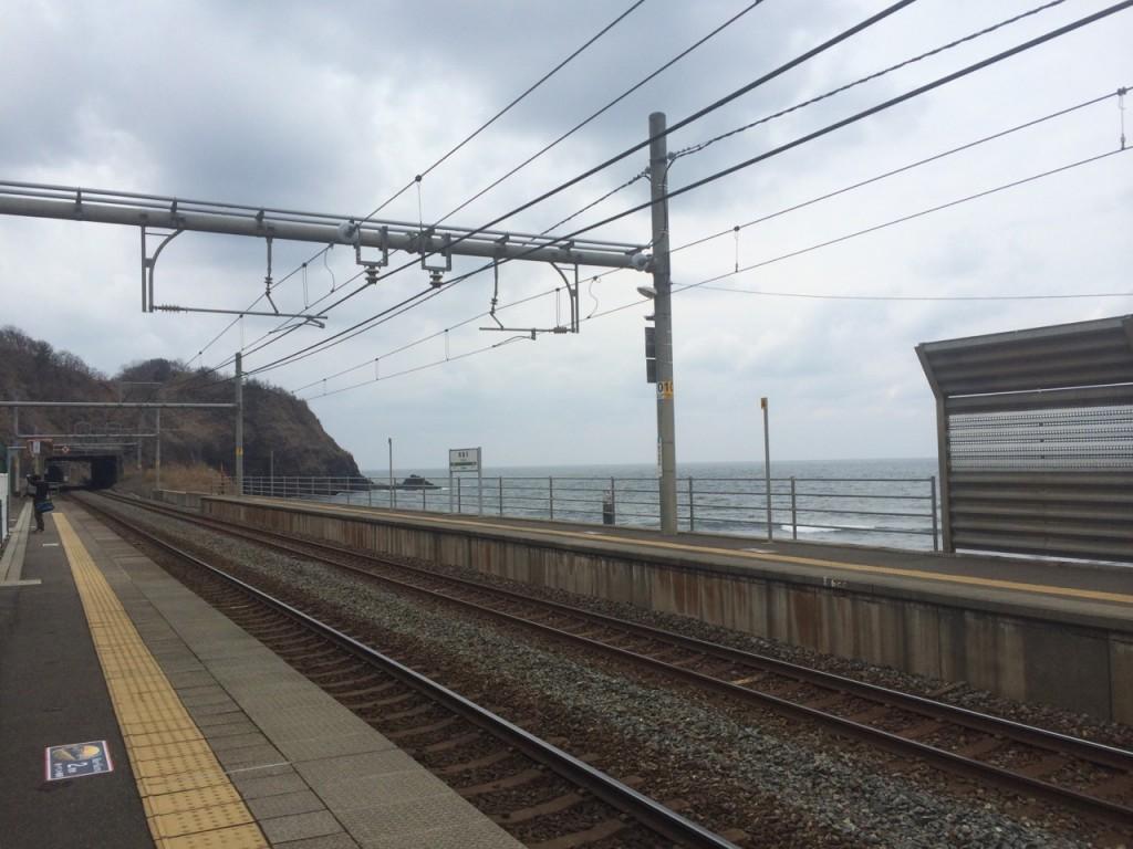 青海川駅2